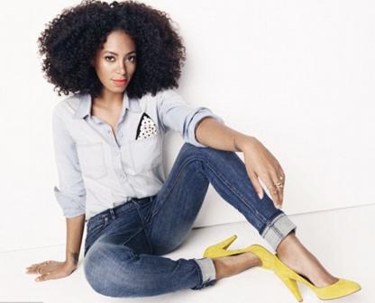 Still Trending: Jeans & Heels Sex Appeal