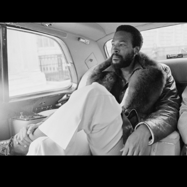 Icon Fashion Diary: Marvin Gaye